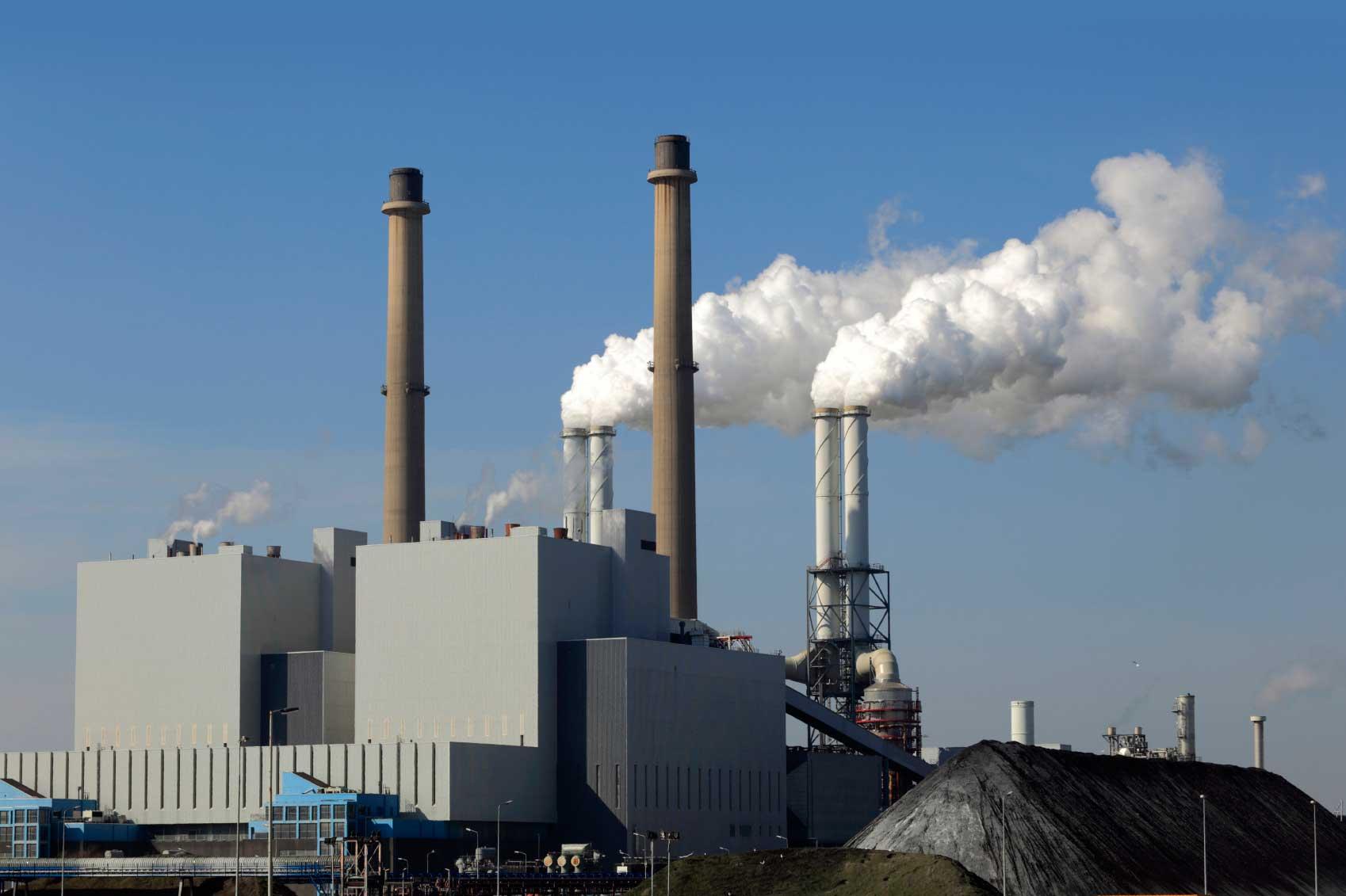 Промышленные дымовые и вентиляционные трубы